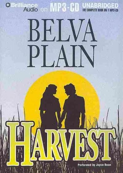 Harvest (CD-Audio)
