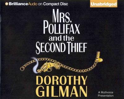 Mrs. Pollifax and the Second Thief (CD-Audio)
