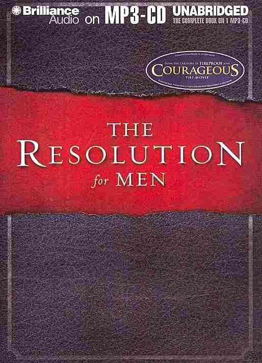 Resolution for Men (CD-Audio)