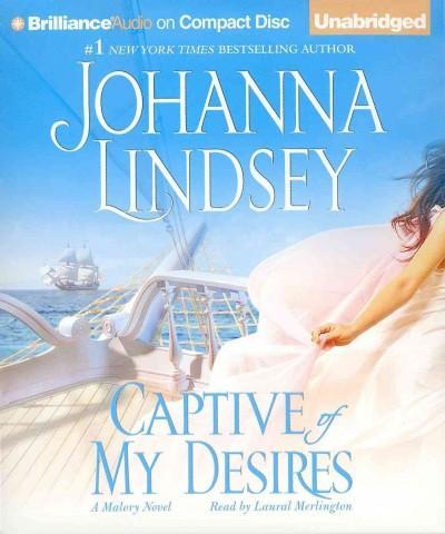 Captive of My Desires (CD-Audio)