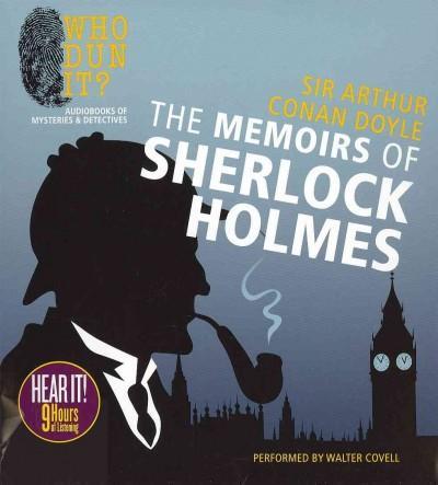 The Memoirs of Sherlock Holmes (CD-Audio)
