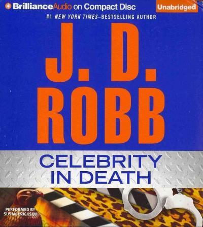 Celebrity in Death (CD-Audio)
