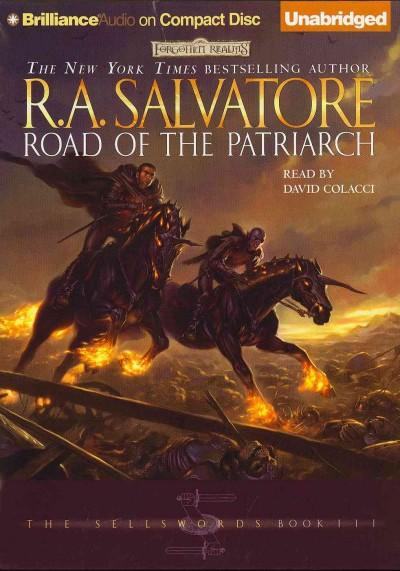 Road of the Patriarch (CD-Audio)
