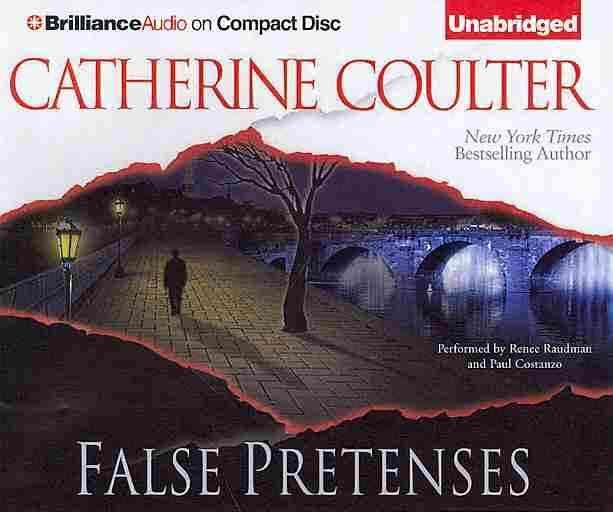 False Pretenses (CD-Audio)