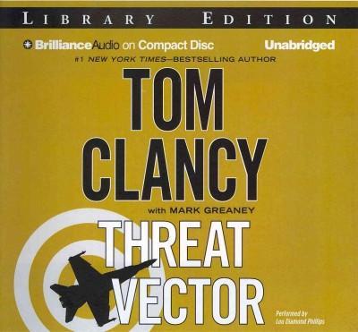 Threat Vector: Library Edition (CD-Audio)