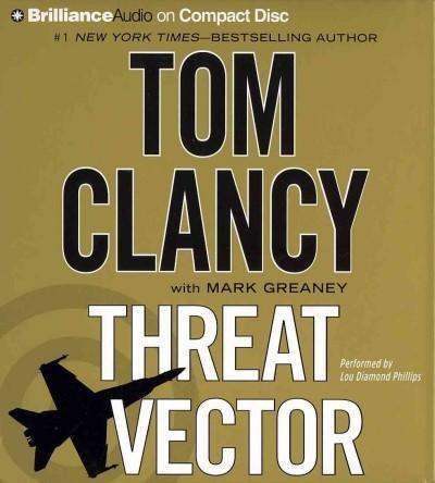 Threat Vector (CD-Audio)