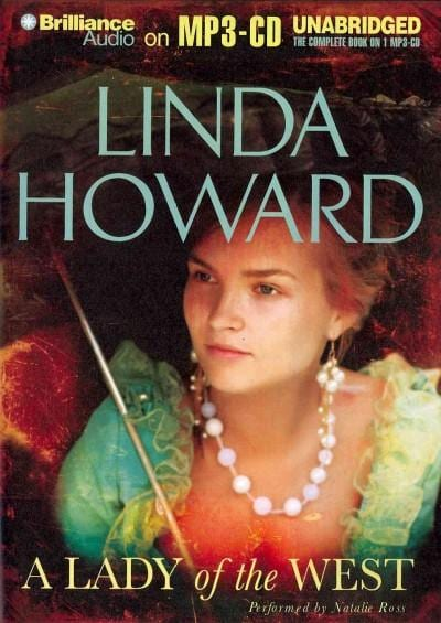 A Lady of the West (CD-Audio)