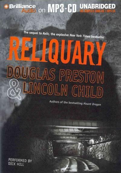 Reliquary (CD-Audio)