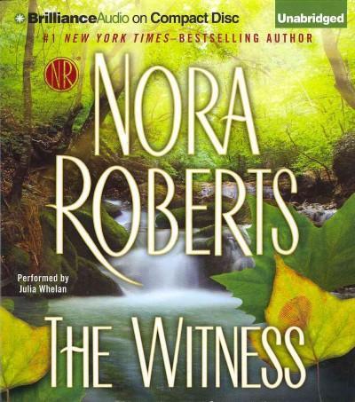 The Witness (CD-Audio)