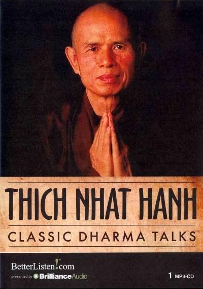 Classic Dharma Talks (CD-Audio)