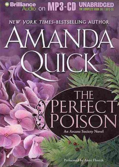 The Perfect Poison (CD-Audio)