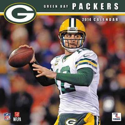 Green Bay Packers 2014 Calendar (Calendar)