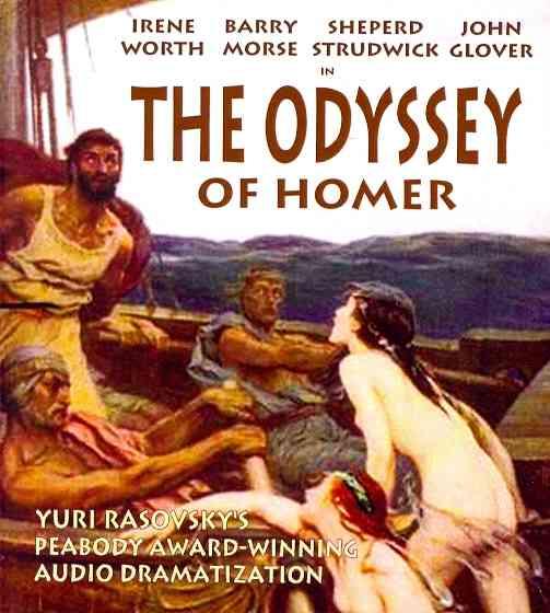 The Odyssey of Homer (CD-Audio)