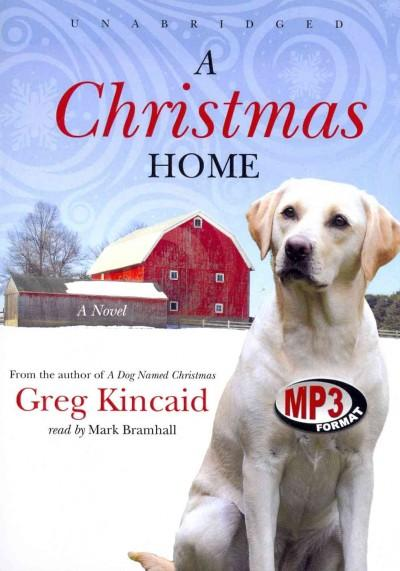 A Christmas Home: Library Edition (CD-Audio) - Thumbnail 0