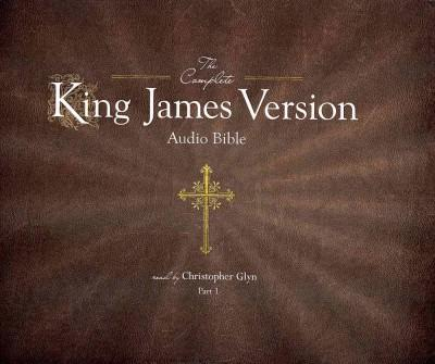 The Complete King James Version Audio Bible: Library Edition (CD-Audio)