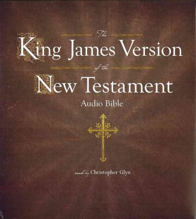 The King James Version of the New Testament (CD-Audio)