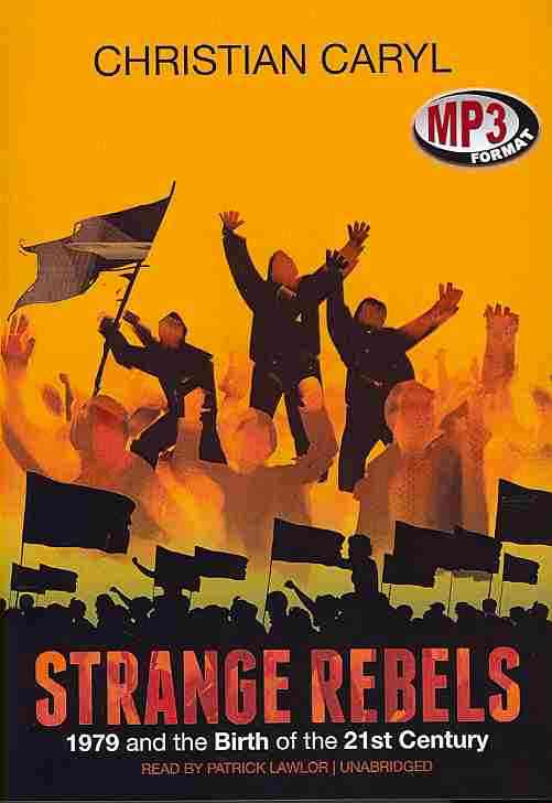 Strange Rebels (CD-Audio)