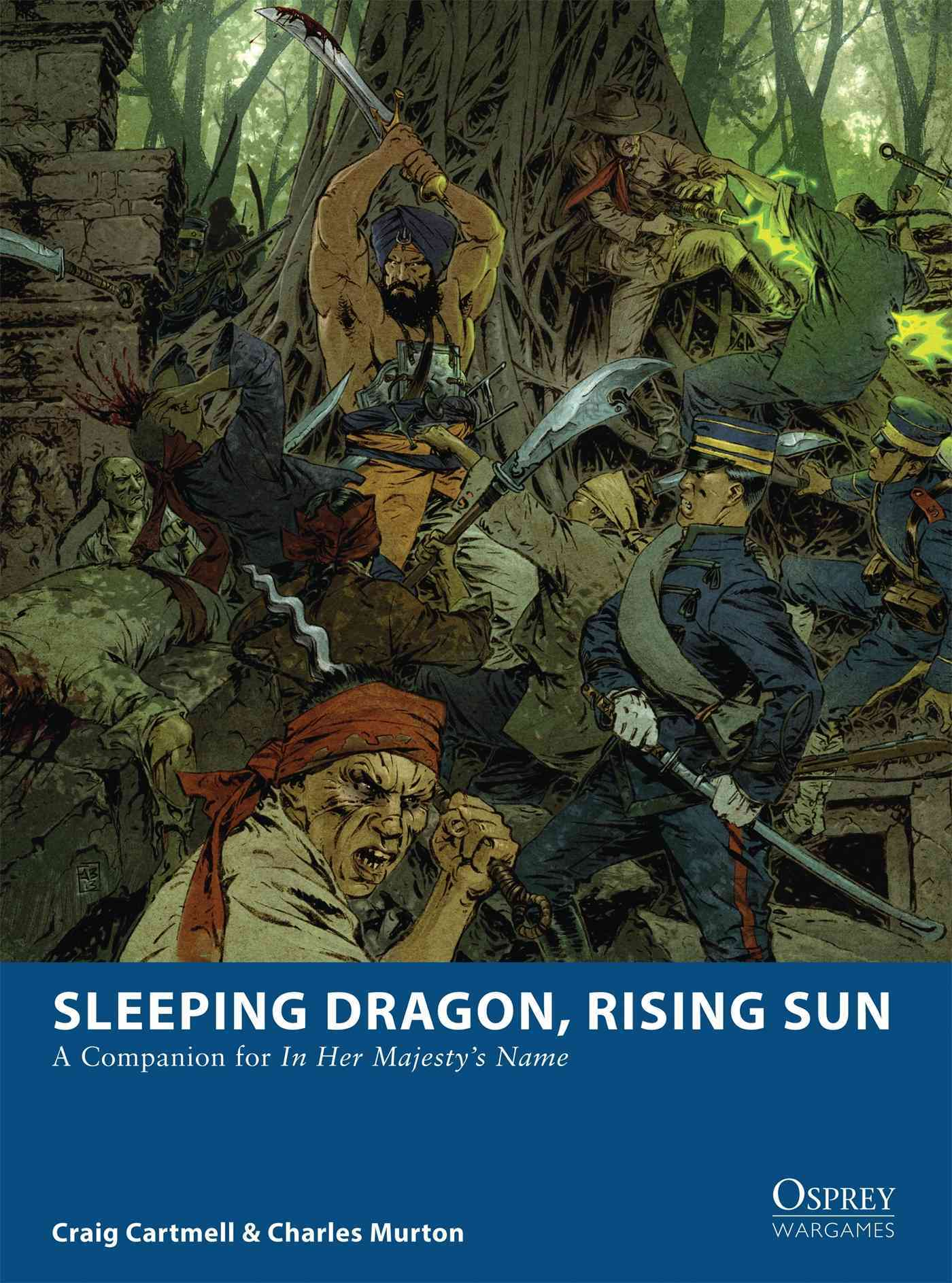 Sleeping Dragon, Rising Sun: A Companion for in Her Majesty's Name (Paperback)