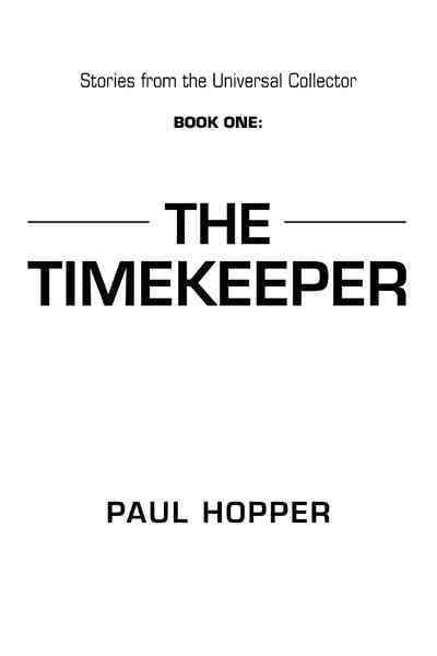 Timekeeper (Paperback)