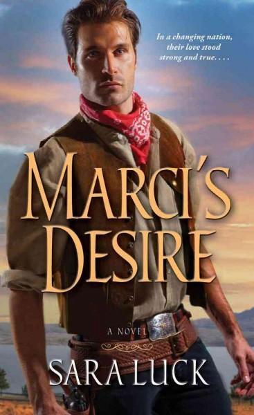 Marci's Desire (Paperback)