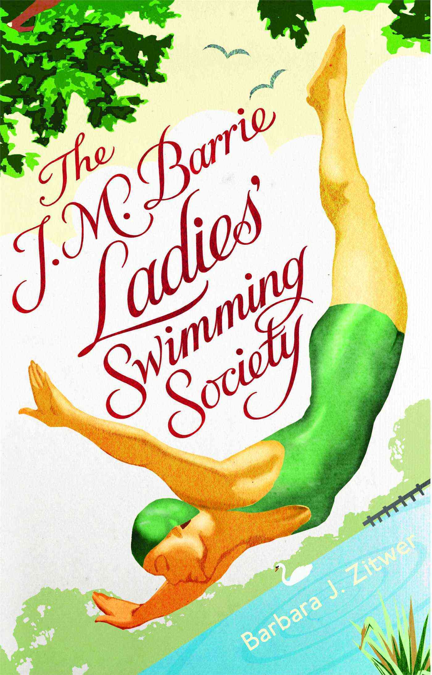 The J. M. Barrie Ladies' Swimming Society (Paperback)