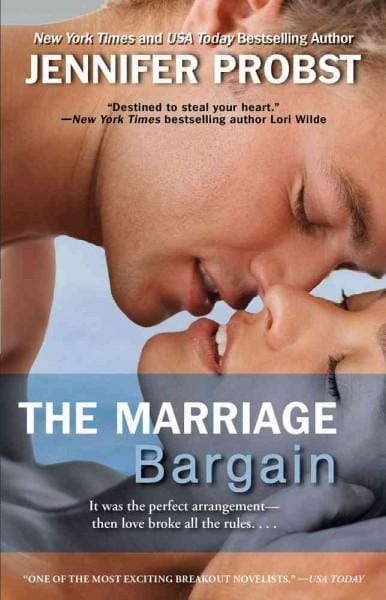 The Marriage Bargain (Paperback) - Thumbnail 0