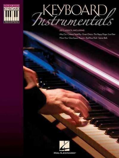 Keyboard Instrumentals (Paperback)