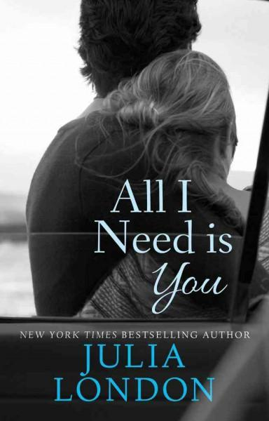 All I Need Is You (Paperback)