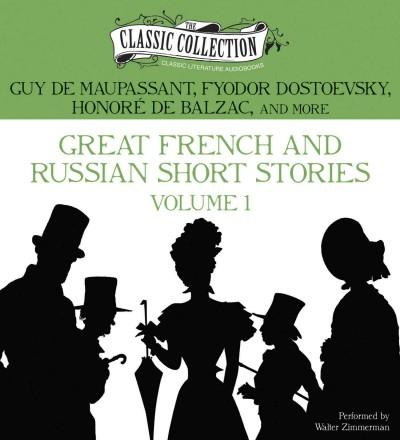 Great French and Russian Short Stories (CD-Audio)