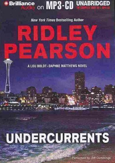 Undercurrents (CD-Audio)