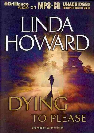 Dying to Please (CD-Audio)