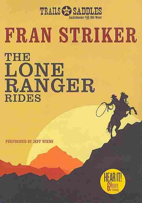The Lone Ranger Rides (CD-Audio)