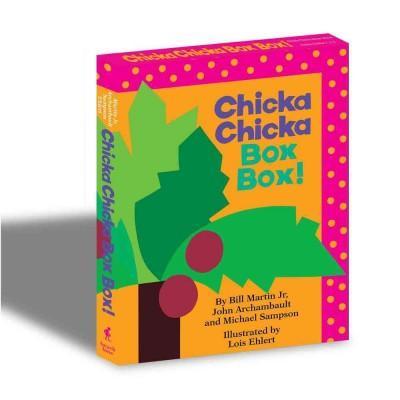 Chicka Chicka Box Box! (Hardcover)