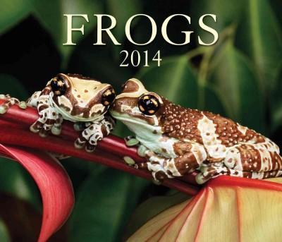 Frogs 2014 Calendar (Calendar)
