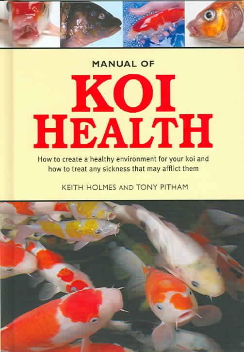 Manual Of Koi Health(Hardback)