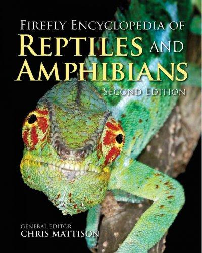 Firefly Encyclopedia of Reptiles and Amphibians (Hardcover)