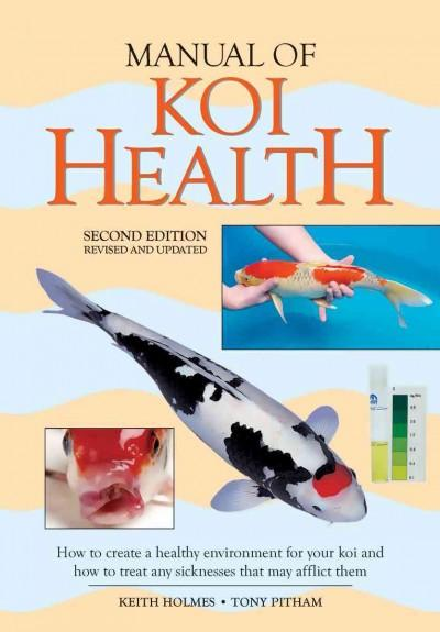 Manual of Koi Health (Paperback)
