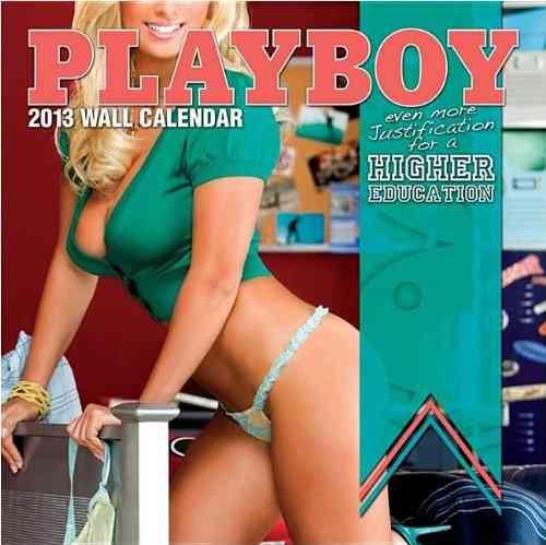 Playboy - Justification 2013 Calendar (Calendar)