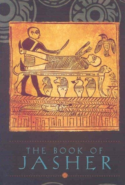 The Book of Jasher: Referred to in Joshua and Second Samuel (Paperback)