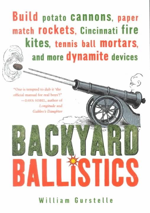 Backyard Ballistics (Paperback)