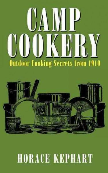 Camp Cookery (Paperback)
