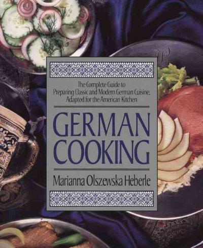 German Cooking (Paperback)