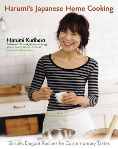 Harumi's Japanese Home Cooking (Hardcover)