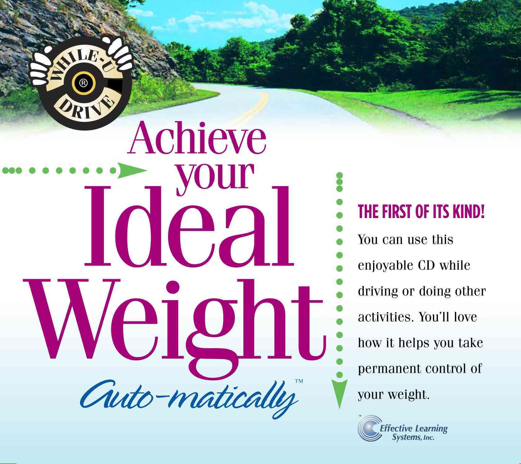 Achieve Your Ideal Weight...Auto-Matically (CD-Audio)