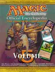 Magic-The Gathering: Official Encyclopedia, the Complete Card Guide (Paperback) - Thumbnail 0