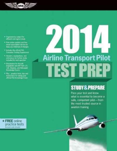 Airline Transport Pilot Test Prep 2014