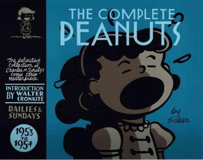The Complete Peanuts 1953-1954 (Hardcover)