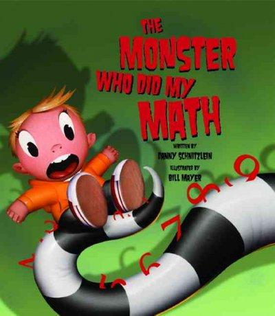 Monster Who Did My Math, the (Hardcover)