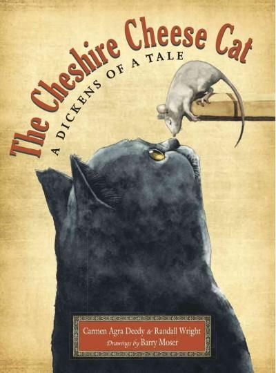 Cheshire Cheese Cat, the: A Dickens of a Tale (Hardcover)