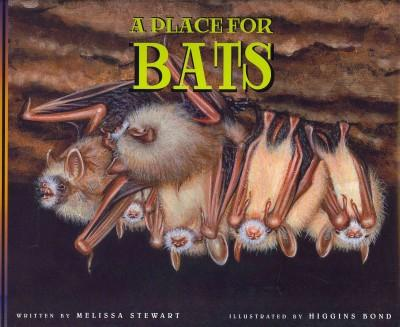 A Place for Bats (Hardcover)